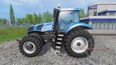 New Holland T8.320 v0.1 для Farming Simulator 2015