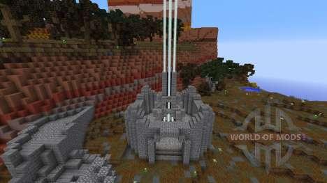 Nolrim Hold Remastered для Minecraft