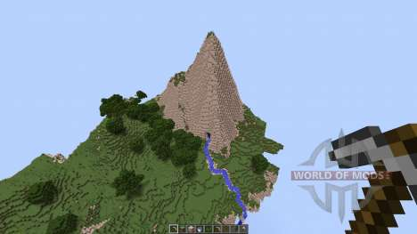 Island of the sky для Minecraft