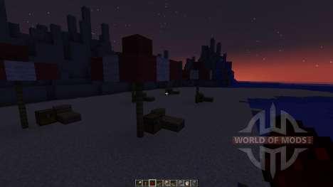 Skycity для Minecraft