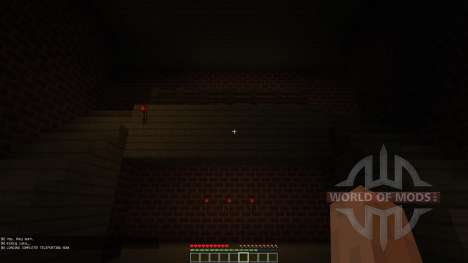 ScarredA Minecraft Horror Map для Minecraft