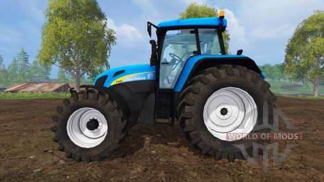 New Holland T7550 v3.0 для Farming Simulator 2015