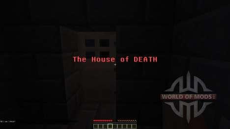 The House of Death для Minecraft