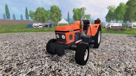 Zetor 5211 для Farming Simulator 2015