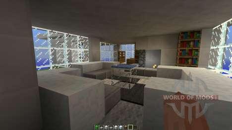 A Modern House для Minecraft