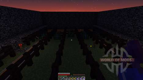 Blocks vs Zombies 2 для Minecraft
