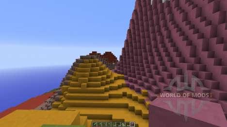 Unicorn Island для Minecraft