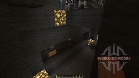 Starcraft 2 Battlecruiser для Minecraft