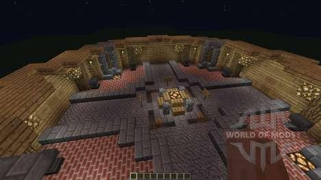 MInecraft Awesome Parkour Map для Minecraft
