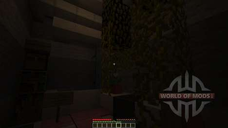 The Walking Dead Adventuremap для Minecraft