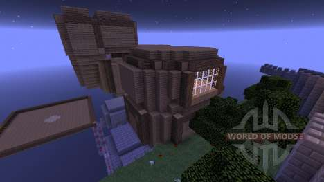 The Missing для Minecraft