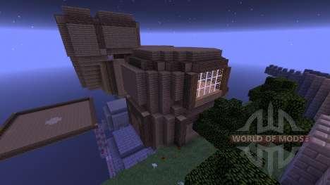 Deathmatch Arena для Minecraft