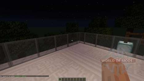 Modern Buildings для Minecraft