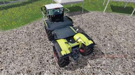 CLAAS Xerion 4000 v0.8 для Farming Simulator 2015