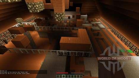 Paluten Jump для Minecraft