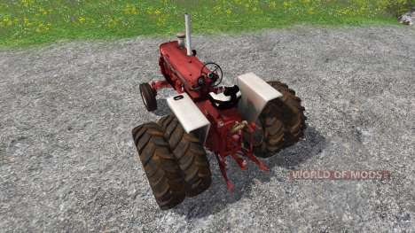 Farmall 1206 для Farming Simulator 2015