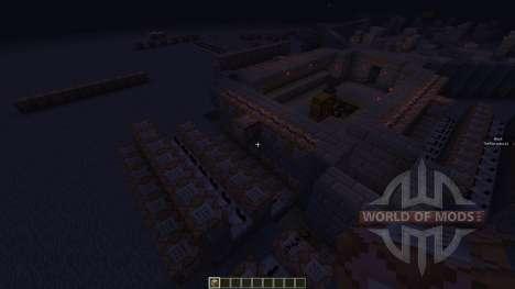Monster House Hostile Mob Arena [1.8][1.8.8] для Minecraft