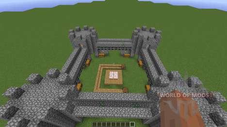 Castle для Minecraft