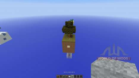 Mega SkyBlock для Minecraft