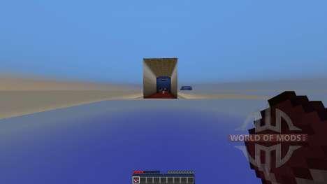 INFINI-RUNNER Addictive Fast-Paced для Minecraft