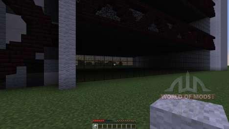 Modern building 3 для Minecraft