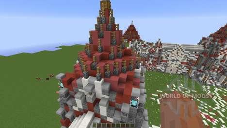 UHC Spawn Free DL для Minecraft