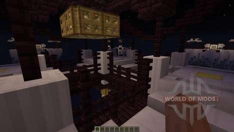 SkyIslands для Minecraft