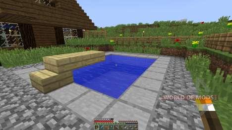 Survival House [1.8][1.8.8] для Minecraft
