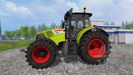 CLAAS Axion 850 v6.0 для Farming Simulator 2015