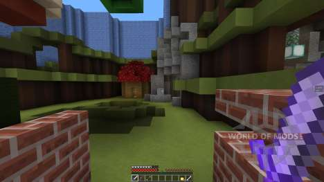 Lives A Simple and Fun PvP для Minecraft
