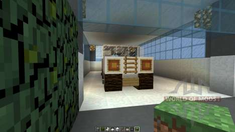 A Large Modern House [1.8][1.8.8] для Minecraft