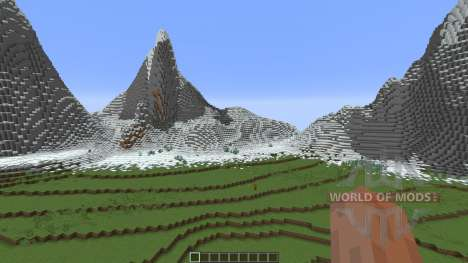Fjord для Minecraft