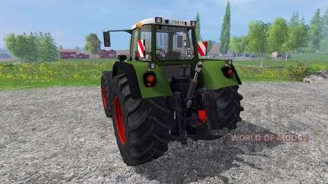 Fendt 930 Vario TMS для Farming Simulator 2015