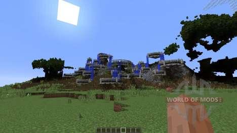 Genesis Turtle для Minecraft