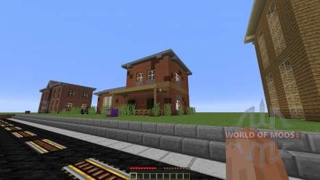 CRIMSON TEARS для Minecraft