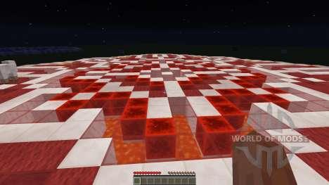 Floor pattern для Minecraft