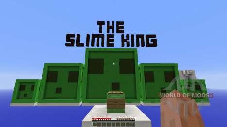 The Slime King для Minecraft