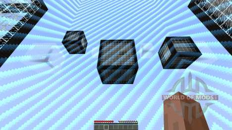 Micro Cubes Survival [1.8][1.8.8] для Minecraft