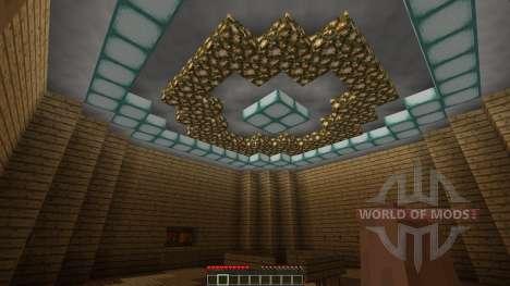 PuzzleParkour Map для Minecraft