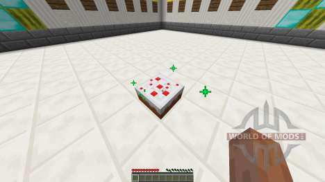 Catch the Cake [1.8][1.8.8] для Minecraft