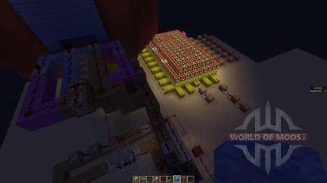 Zombie fighter для Minecraft