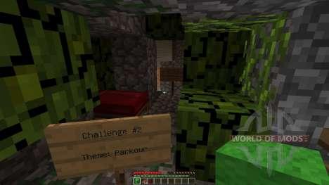 CAVED-IN для Minecraft