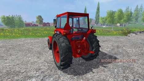 Volvo BM 810 для Farming Simulator 2015