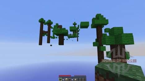 Parkour 1001 для Minecraft