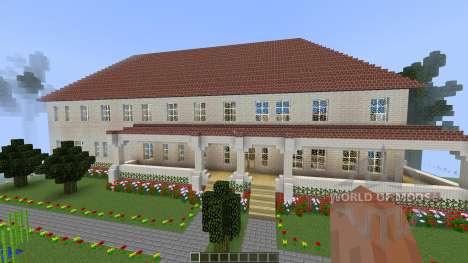 Modern Southern Mansion [1.8][1.8.8] для Minecraft