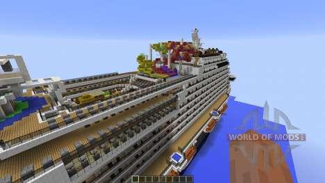 Carnival Vista для Minecraft