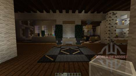 French Country Manor для Minecraft