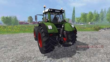 Fendt 1050 Vario для Farming Simulator 2015