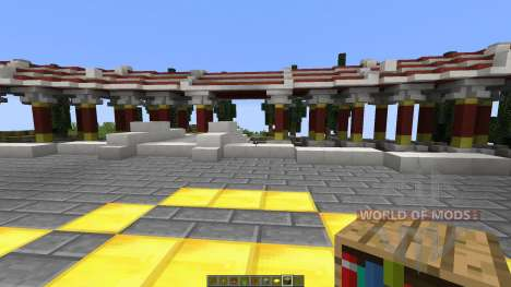 Temporium University для Minecraft