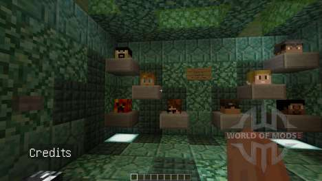 DEGIOUS JUMP 2 для Minecraft